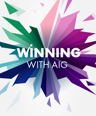 Winning with AIG